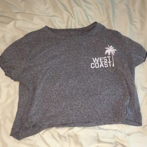"Billabong ""West Coast / Welcome to Paradise"" tee"